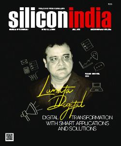 Sillicon India Cover Story